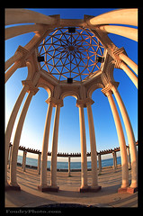 dome of Love (A.alFoudry) Tags: blue love marina canon wow coast bravo fisheye dome 5d kuwait 15mm q8 abdullah عبدالله الكويت كويت kuw كويتي xnuzha alfoudry الفودري abdullahalfoudry foudryphotocom kuwaitvoluntaryworkcenter مركزالعملالتطوعي