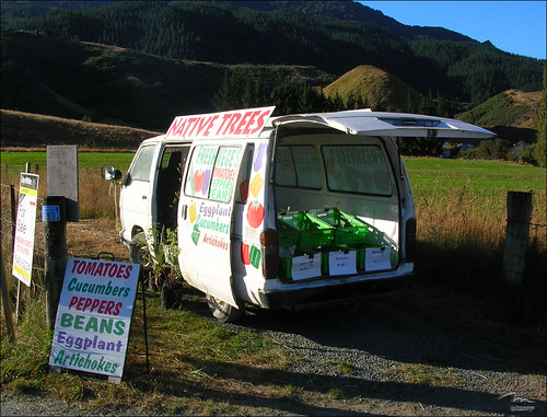 The Vege Van