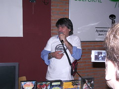 Ron en MadriSX 2007