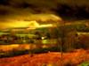 A mysterious landscape
