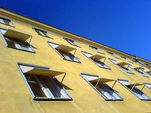 Windows in Stockholm