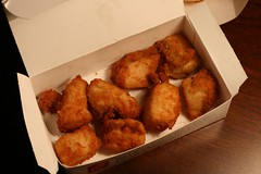 Chick Fil A 8pc Nuggets