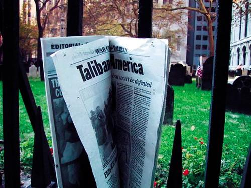 talibanamerica, 2001 NYC