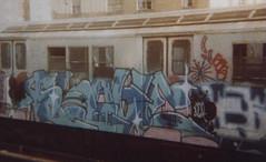 slave_tf5 (Zomboider) Tags: newyork subway graffiti panel oldschool slave tf5