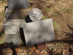 Oliver Perry Arnold (1826-1905) (ednurseathkh) Tags: texas sheriff officer keene gravesite gravemarker johnsoncounty texashistoricalmarker hopewellcemetery goldprospector oliverperryarnold cohyoungsregiment presidentjohnsoncountyparkfairassociation abigailwinchester