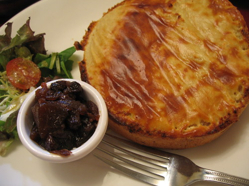 Sally Lunn's Welsh rarebit