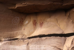 Sego Canyon (bclee) Tags: utah canyon rockart pictograph sego nikoncoolscanived