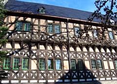 Fachwerkhaus (happycat) Tags: window germany thringen fenster slate halftimbered fachwerk paulinzella schiefer forstamt lksaalfeldrudolstadt rottenbachpaulinzella rottenbachtal