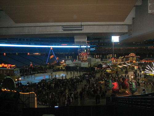 Spring Fling, March Break 2007, Rogers Centre, Toronto