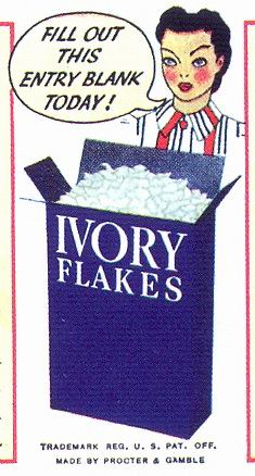 Ivory Flakes, 1937b