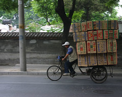 China---man-on-bike