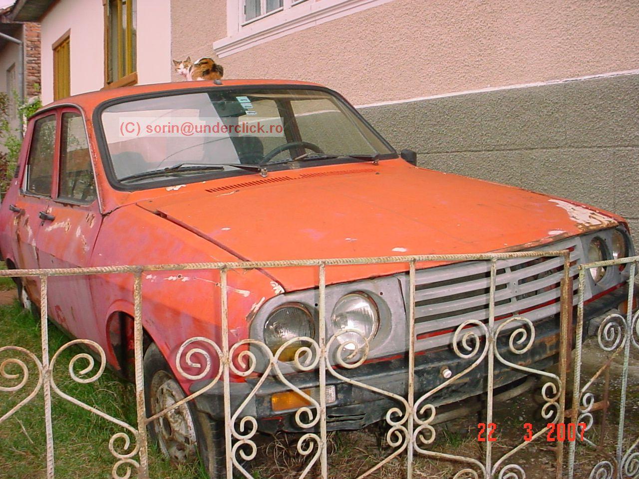Autoturism Romanesc Dacia 1310