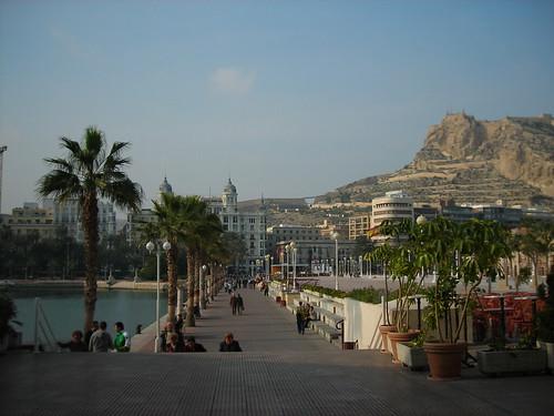 Alicante: puerto