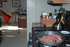 KitchenTypicalMorning
