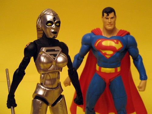 Steel and Superman