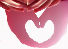 My Heart is in Sink :) (janoid) Tags: pink shadow kitchen hands heart sink splendiferous xoxoxoxox saturdaysilliness artlibre okaysoiwa