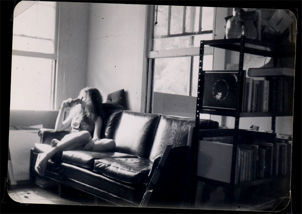 1st Apartment on Broad St. 1976