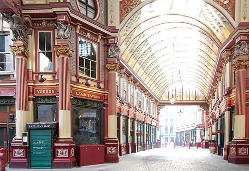 Lamb Tavern - Youngs - Leadenhall Market