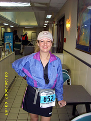 Mercer Island Half Marathon March 2007