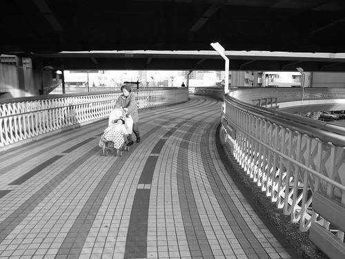 歩道橋 2