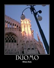 Duomo Milan - by Sunshiney2006