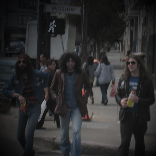 Hippies In The Mission