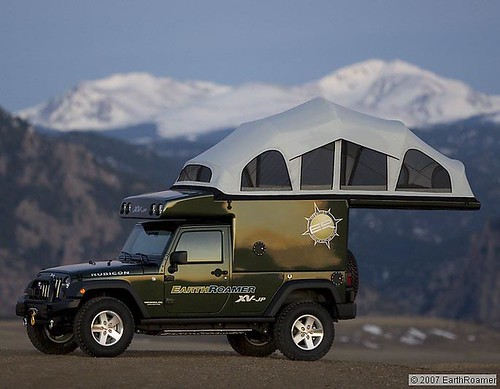 Jeepin com » EarthRoamer XV-JP becomes reality