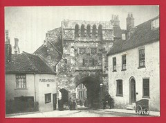 Photo of Winchester, Hampshire. The West Gate.