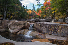 New Hampshire, Fall (Jordan Salkin) Tags: fall autumn newhapshire newhampshire newengland northeast 2016 pretty nature awesome unique perspective camera photo photograph photography photographic photographer naturephoto naturephotograph naturephotographer trees tree sky clouds water waterfall outside walk rocks longexposure shutter shutterspeed contrast explore travel roadtrip color colors colorful