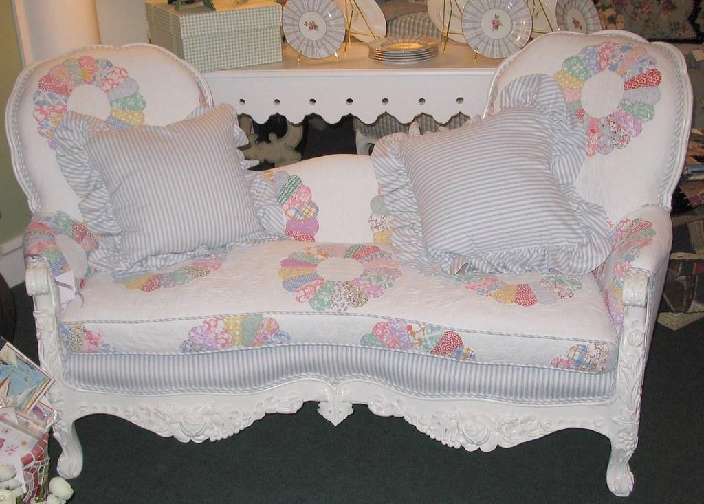 Quilt upholstered 1