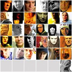 November Daily 50 (O Caritas) Tags: selfportrait me composite self fdsflickrtoys mosaic ocaritas daily50 daily50mosaic finallyitsover
