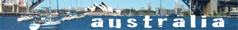 Australia Banner