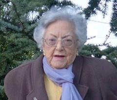 Maria Amelia la blogger de 95 años