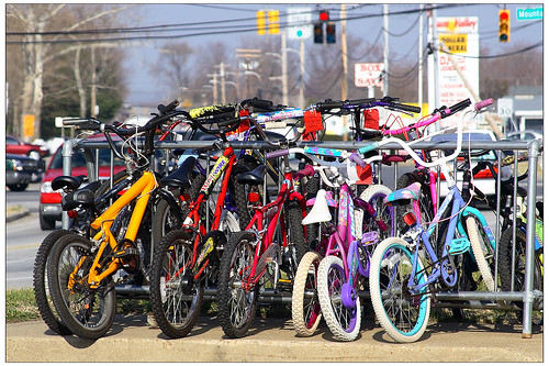 Goodwill Bikes