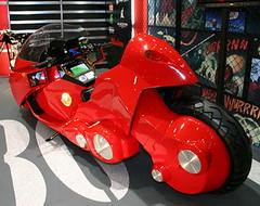 Real life Akira bike (Yubastard) Tags: motorcycle akira emailflickr