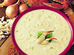 Crab Soup Photo