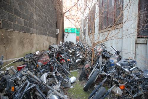 Bike Graveyard One