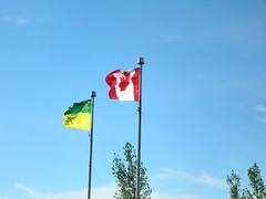 FSCN3929 (eastick_east) Tags: canada flag saskatchewan