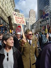 Protest-WWII vet-thumb