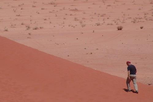 Wadi Rum - Fred