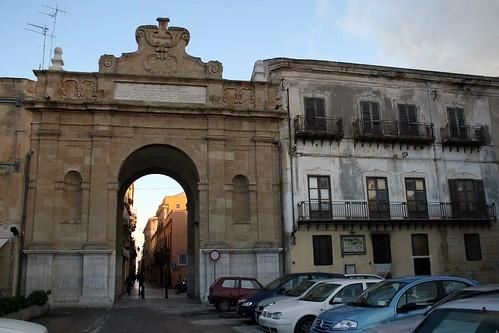 Marsala town gate