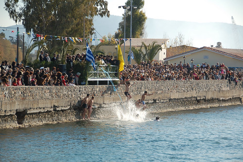 Epiphany at Elefsina