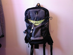 Asics Barrios Backpack