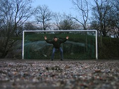 goalie - by ugglan