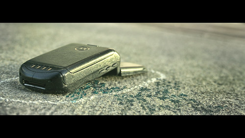 death of a cellphone