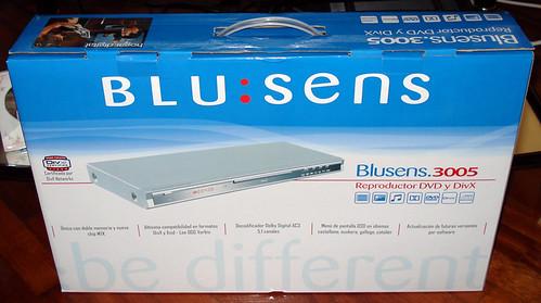DVD Blusens