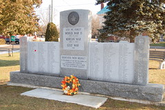 Shawville war memorial