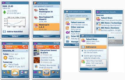 Yahoo! Go for Mobile 2.0 (Beta)