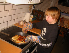 Le Chef (Green_Mamba) Tags: boy cooking clever