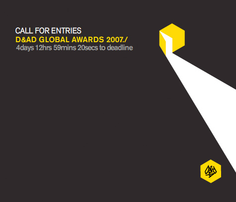 D&AD Global Awards 2007